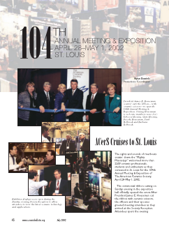 104th Annual Meeting and Exposition