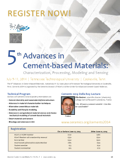 5th Advances in Cement-based Materials