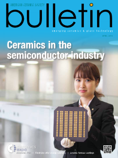April 2018 cover image